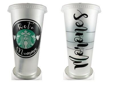Starbucks Keto Momma