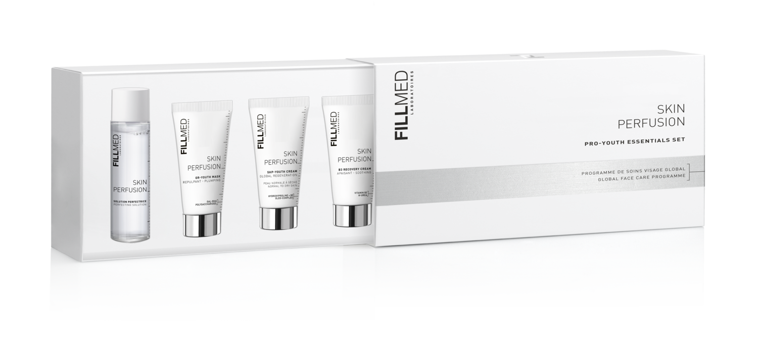 FILLMED SKIN PERFUSION PRO-YOUTH ESSENTIALS SET