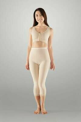 MARENA RECOVERY moteriška kompresinė apranga iki blauzdų, žemu liemeniu, LW-LGM