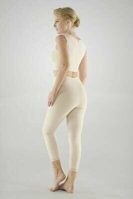 MARENA RECOVERY moteriška kompresinė apranga iki kulkšnių, žemu liemeniu, LW-LGL