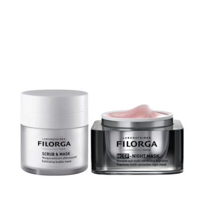 FILORGA NCEF-NIGHT MASK + SCRUB & MASK RINKINYS