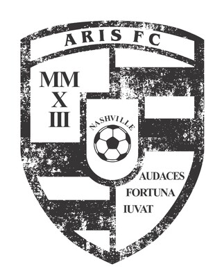 Aris FC Car Decal