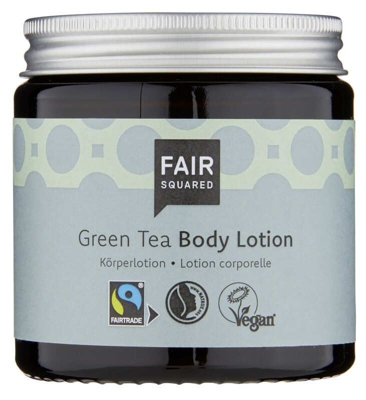 Body Lotion Green Tea