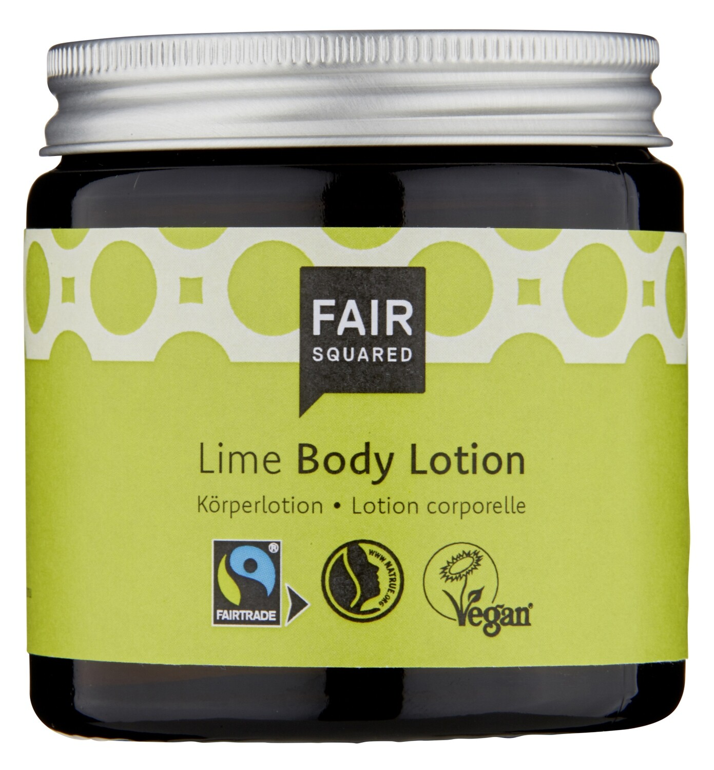 Body Lotion Lime