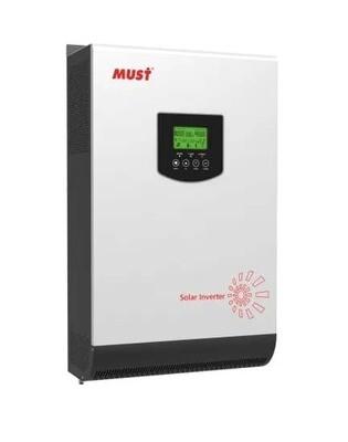 5kw 48v Must Hybrid Inverter With 80A MPPT Inbuilt Solar Charge Controller