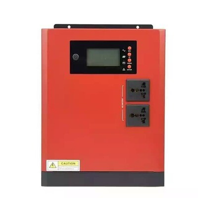 ESmart Series Inverter - 1200va 12v 1500w Capacity With 40A MPPT Solar Charge Controller Pv 1000w