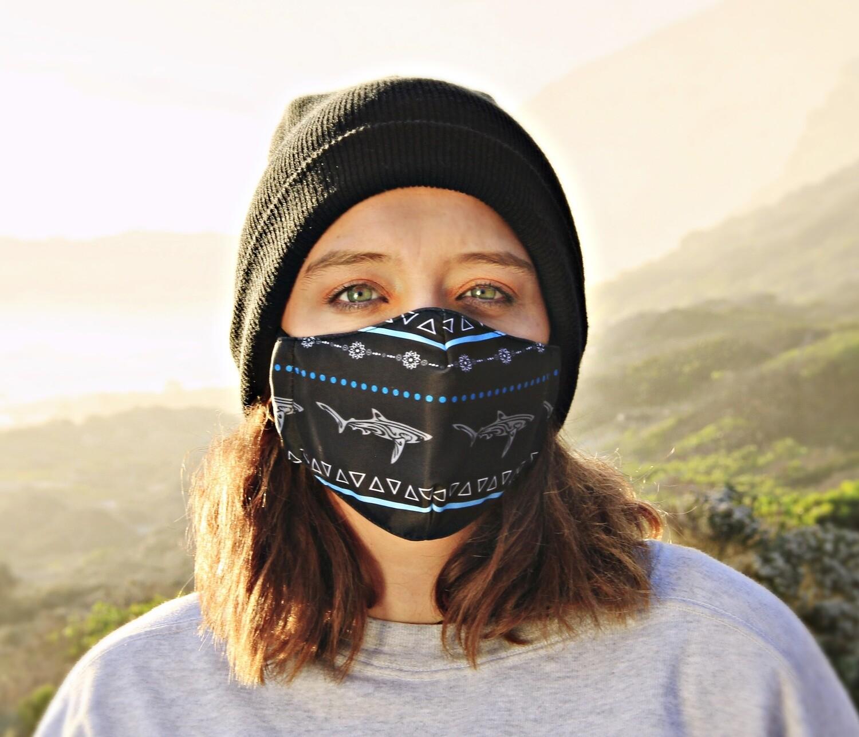 Shark Warrior Mask