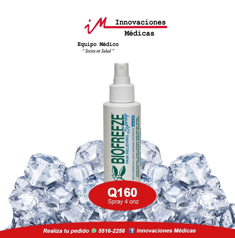 Biofreeze Spray 4 onz