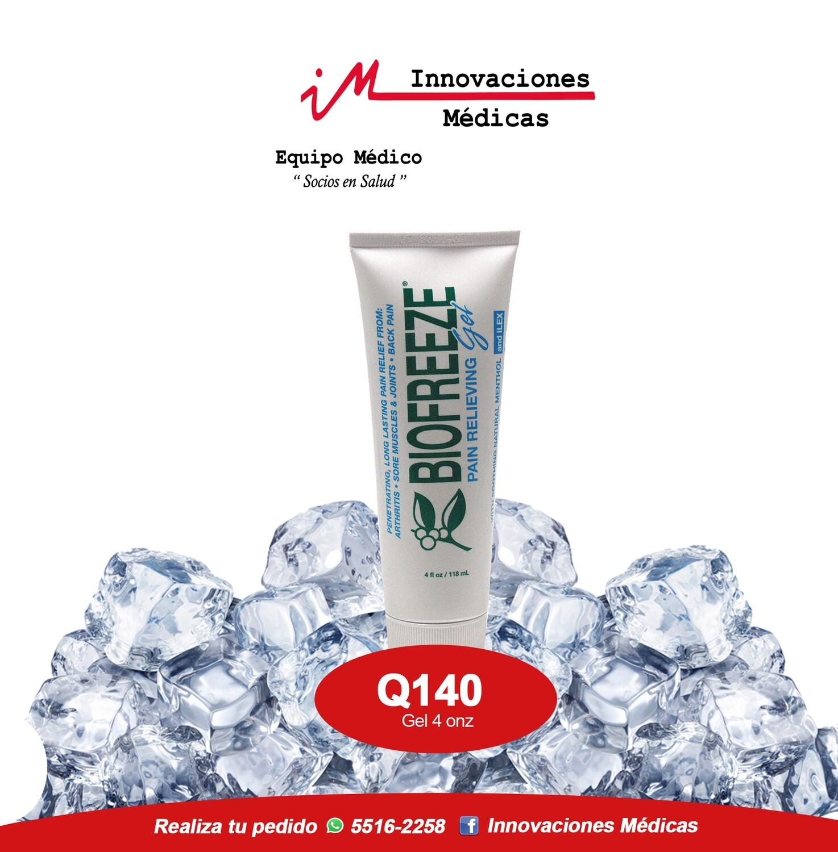 Biofreeze Gel 4onz