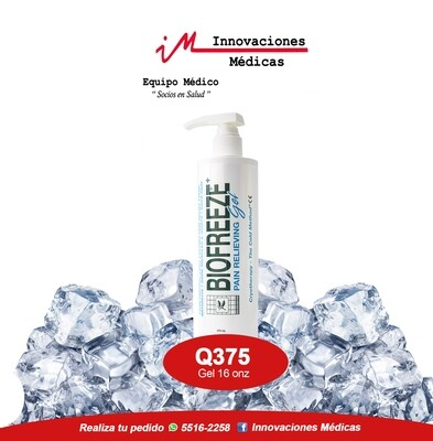 Biofreeze Gel 16onz