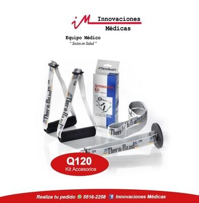 Kit de accesorios para bandas y tubos