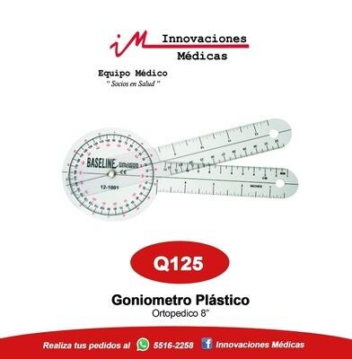 Goniómetro Plástico 8