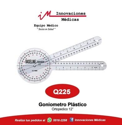 Goniómetro de 12