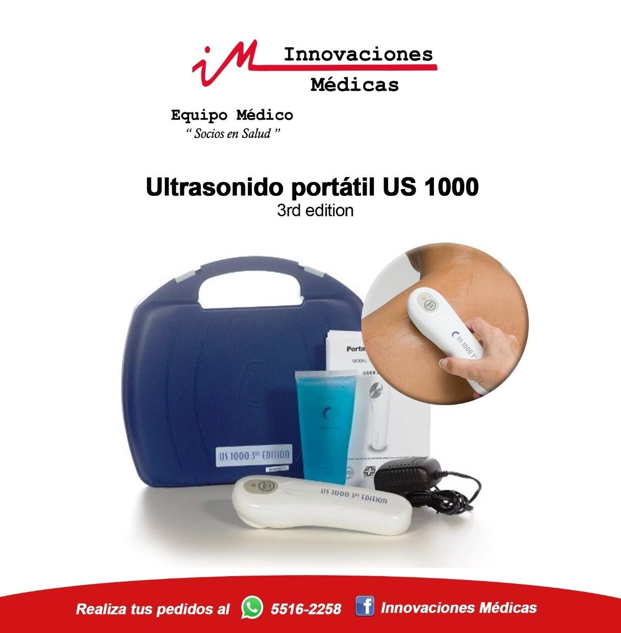 Ultrasonido Portátil US 1000