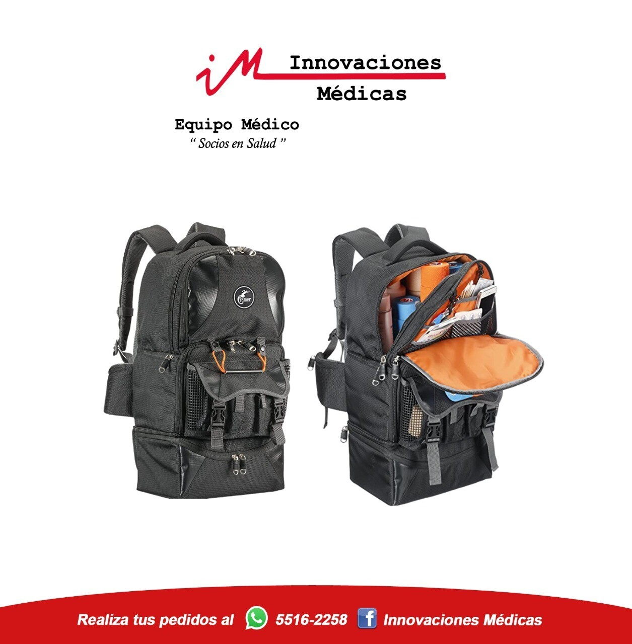 Mochila TUF-TEK BackPack