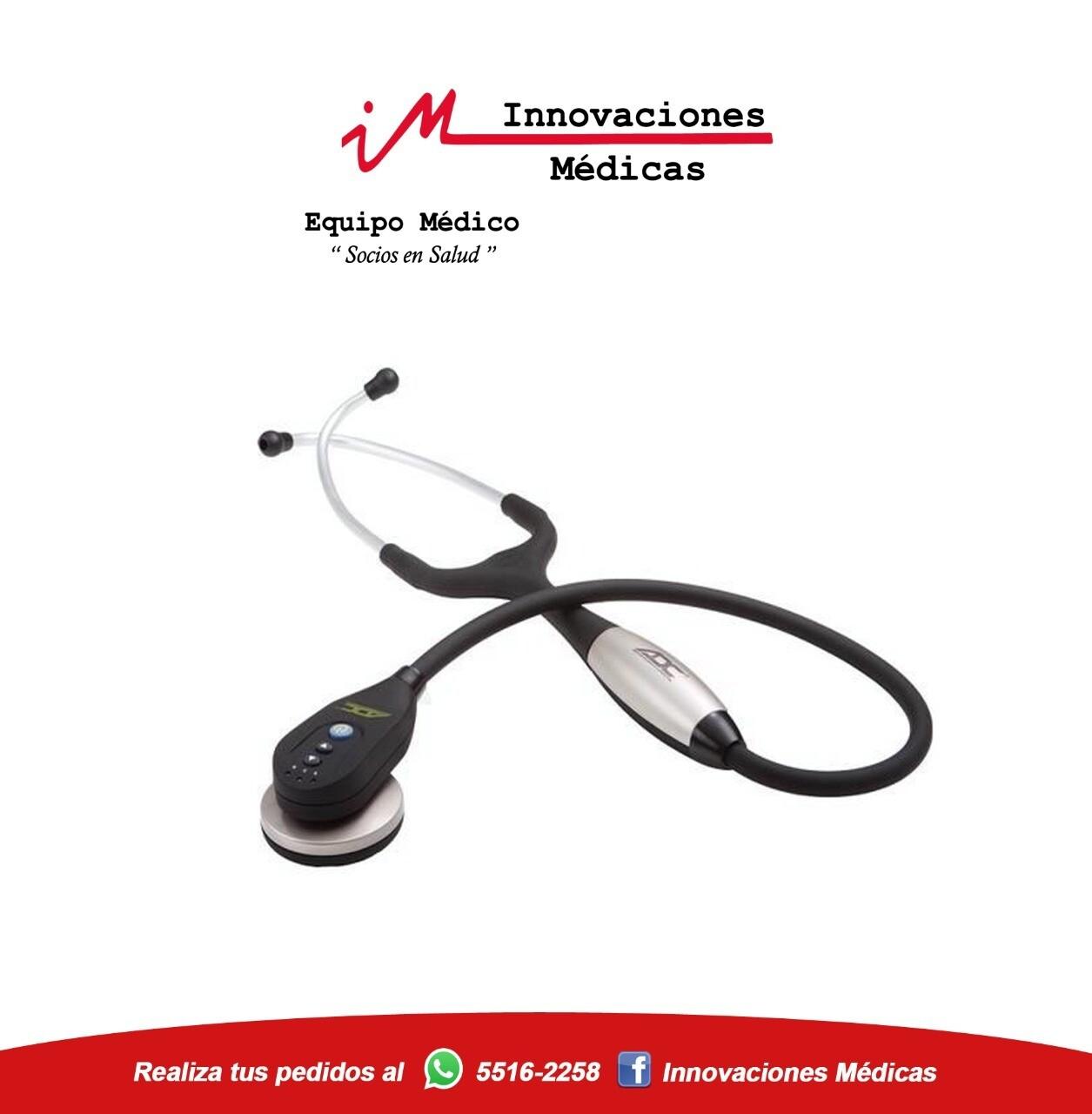 Estetoscopio electrónico