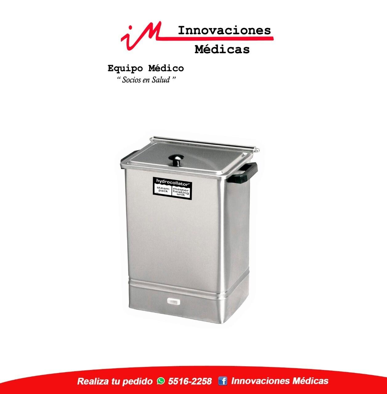 Calentador de Empaques Hydrocolattor E-1