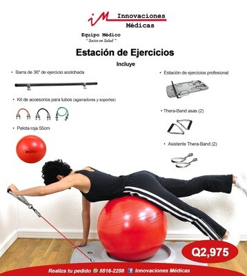 Estación de ejercicios
