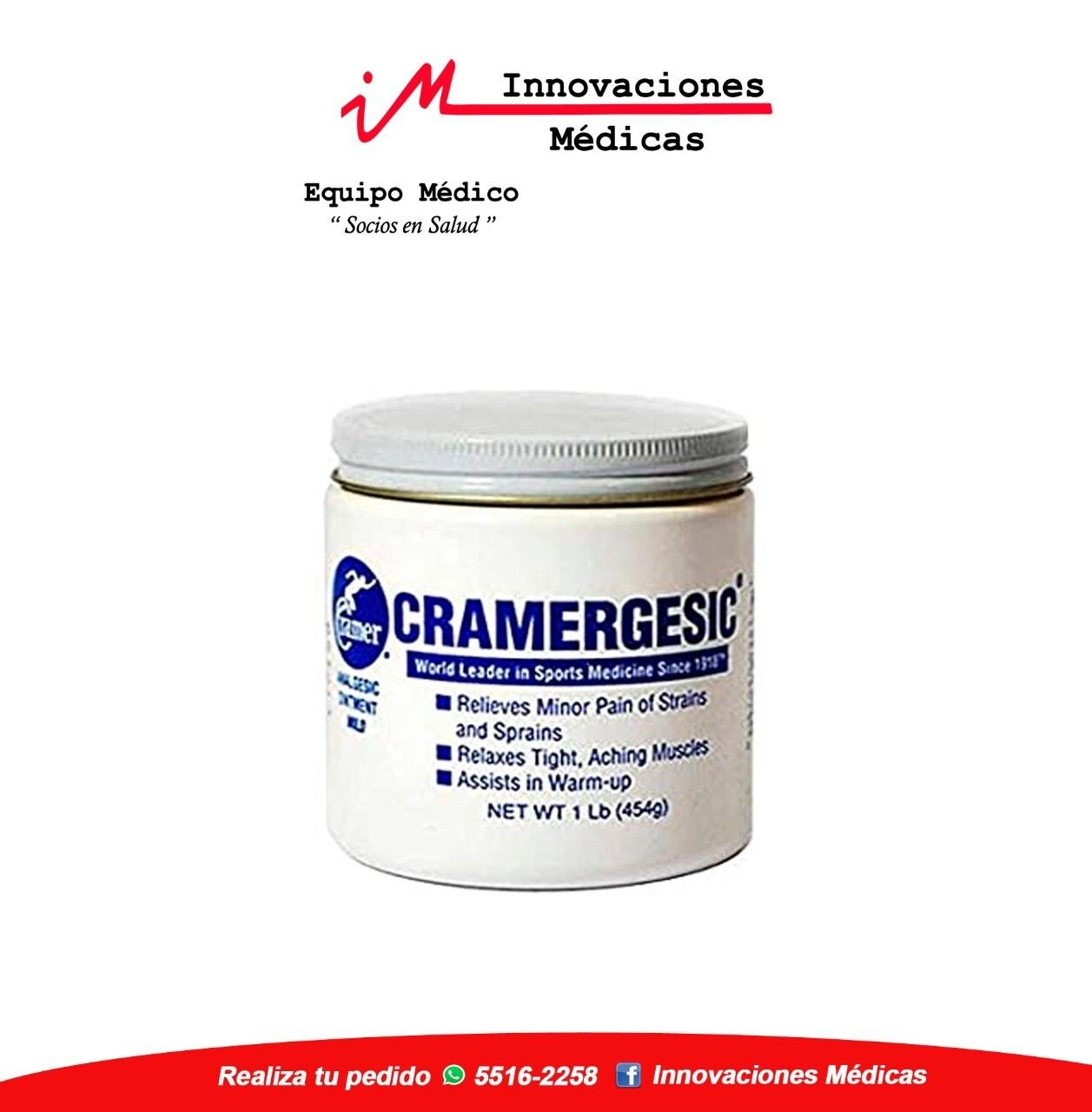 Crema Analgésica Cramergesic