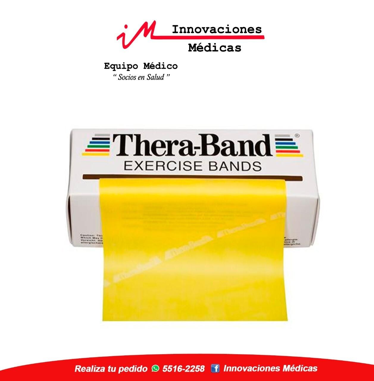 Caja dispensadora de banda elástica de 5.5mts (6yds)