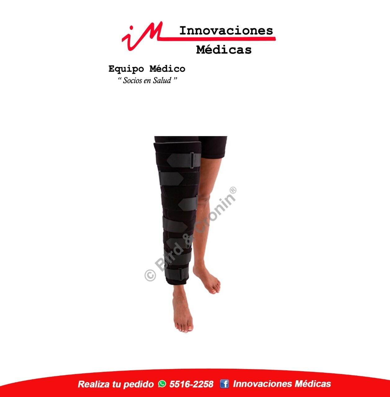 Inmovilizador de rodilla Universal