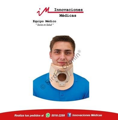 Cuello Cervical adulto, TPC con abertura,