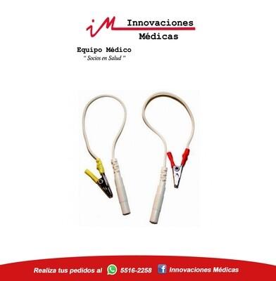 Kit de cables tipo lagarto