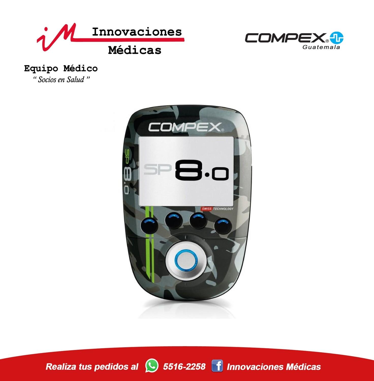 Electroestimulador SP 8.0 WOD Edition