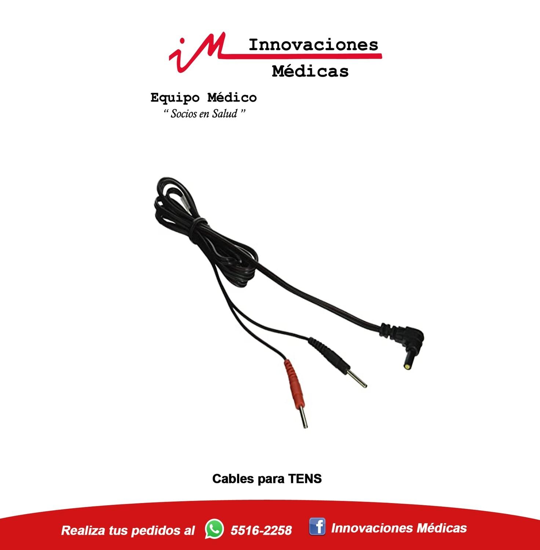 Cables para TENS