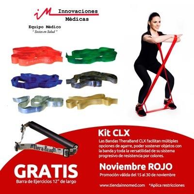 Promo 6 Bandas CLX Profesionales