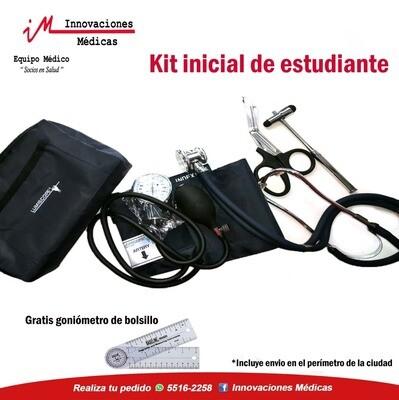 Kit inicial de Estudiante