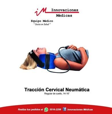 Tracción Cervical Neumática