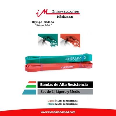 Kit de bandas de alta resistencia Suave