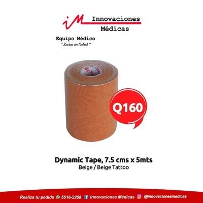 Dynamic Tape, 7.5cms x 5mts