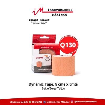 Dynamic Tape 5cms x 5 mts