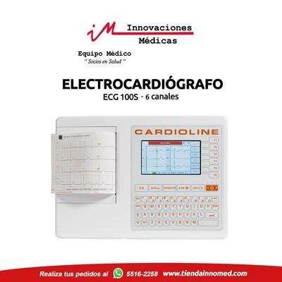 Electrocardiógrafo ECG100S