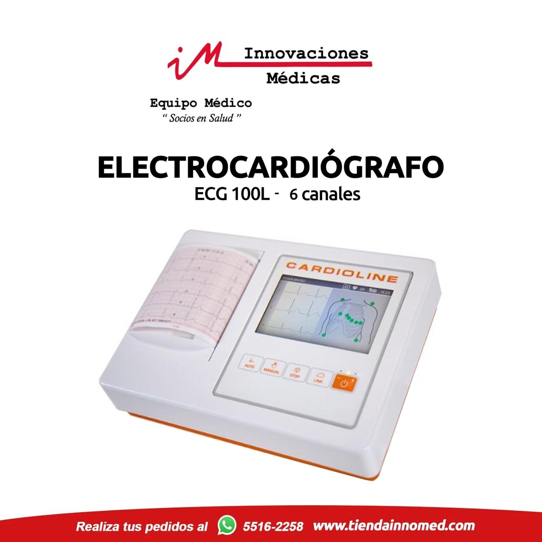 Electrocardiógrafo ECG 100L