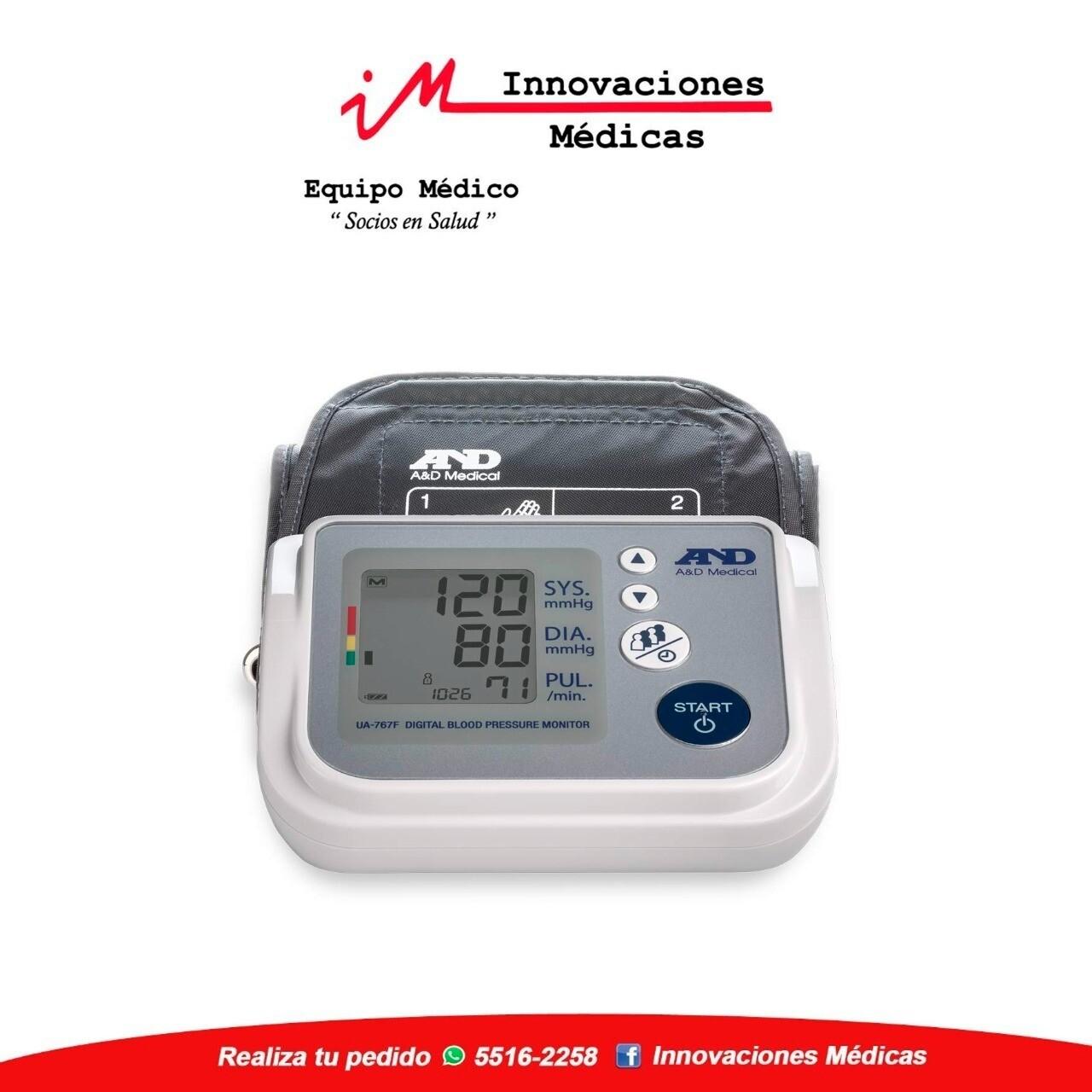 Monitor de presión arterial Advanced