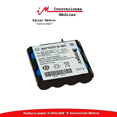 Baterías Compex