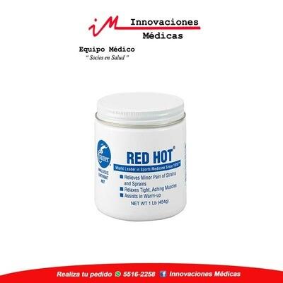 Crema analgésica para Fisioterapia