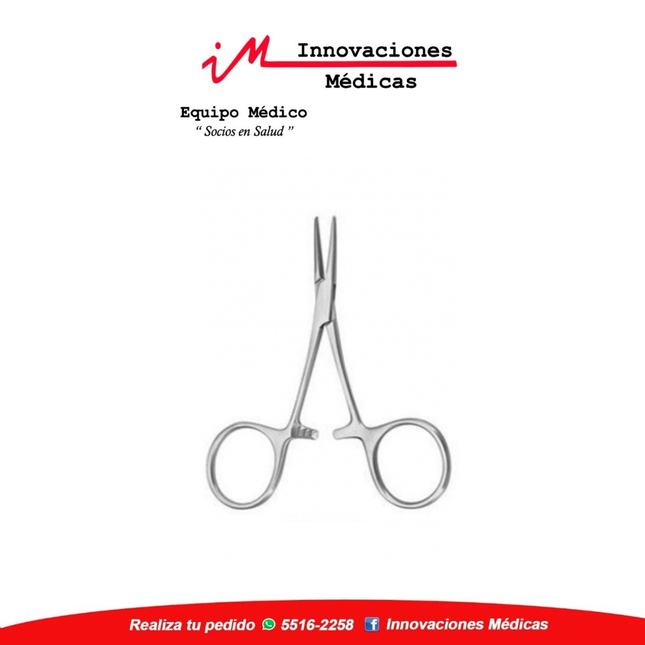 Pinza HALSTED micro mosquito curv.12,5cm