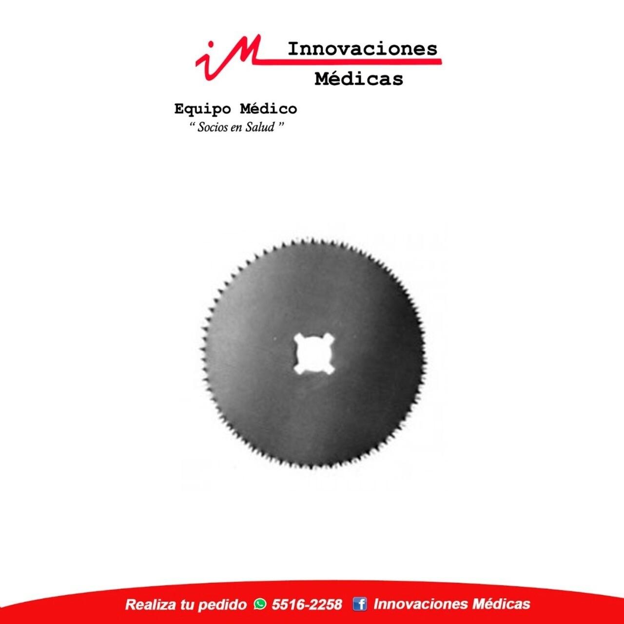 Cuchilla circular para sierra de cortar yeso 50mm