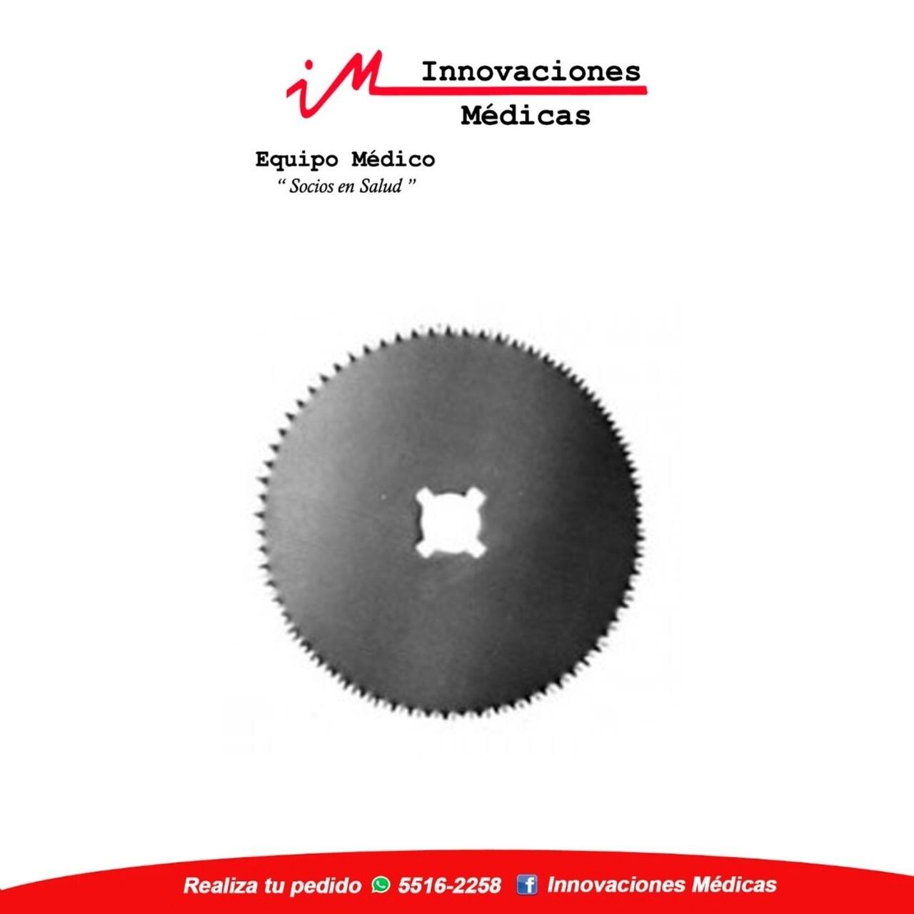 Cuchilla circular para sierra, vendajes sintéticos rígidos, 50mm