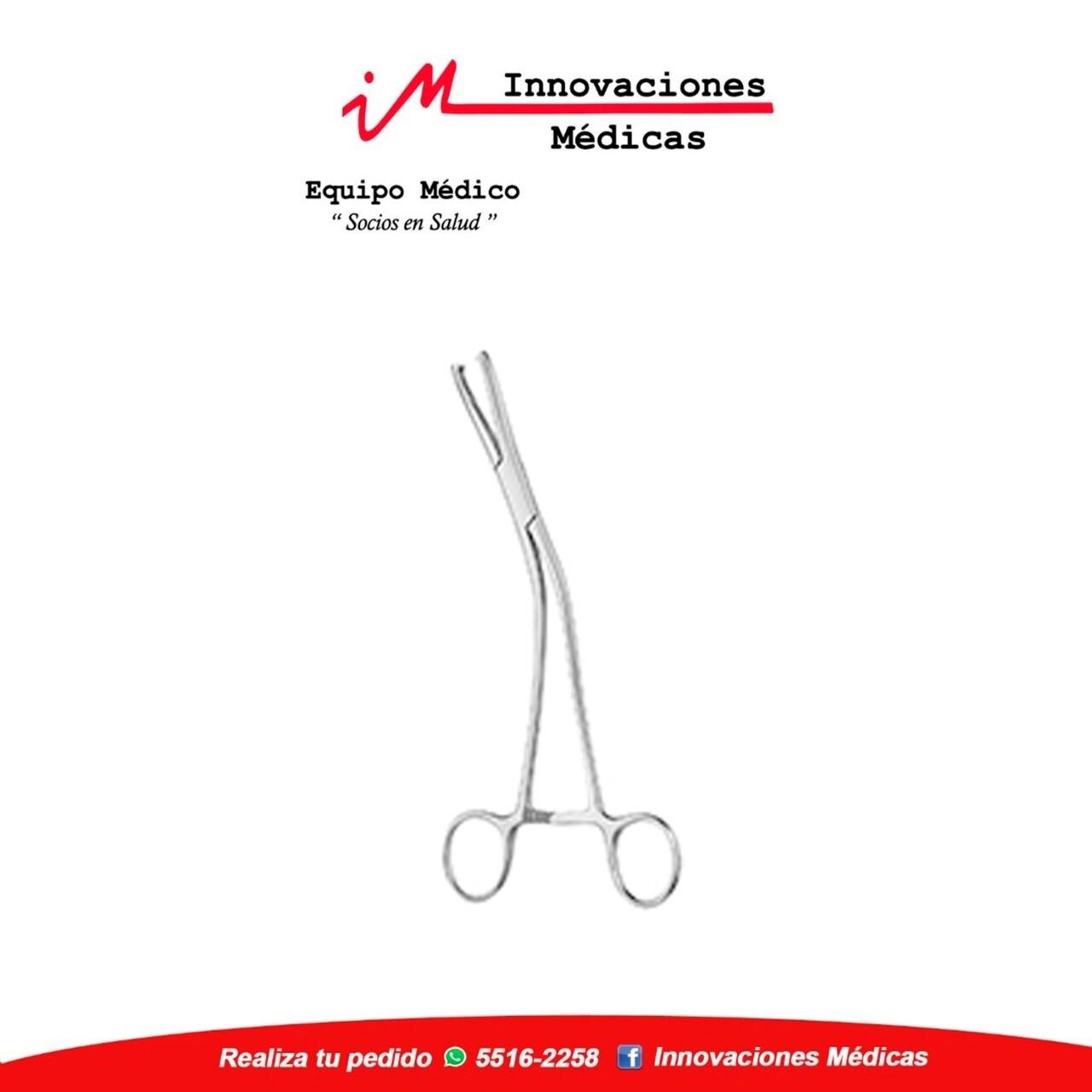 DINGMANN pinza para coger tendones, 19cm, 2x2 dientes