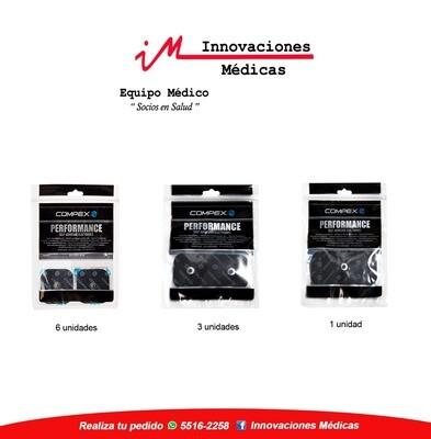 Kit de 10 bolsas de electrodos Compex