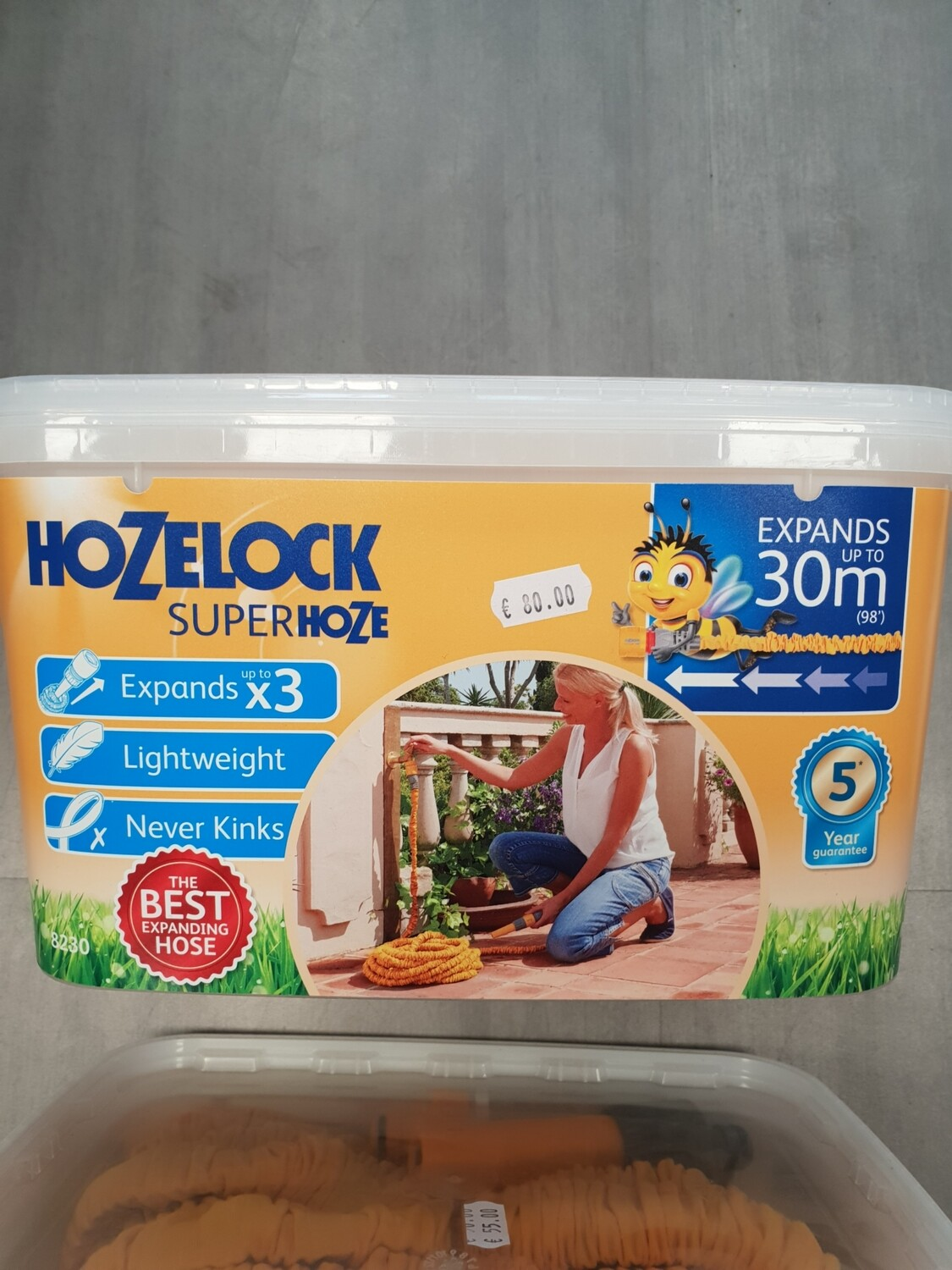 Hozelock superhoze 30m ALSO 15M