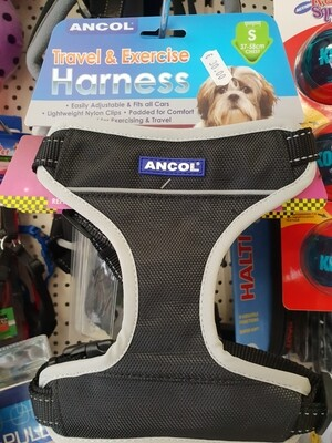 Ancol harness travel size small