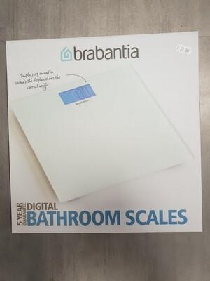 Brabantia Digital Bathroom scales