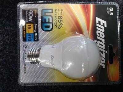 LED ENERGIZER LIGHT BULB ES