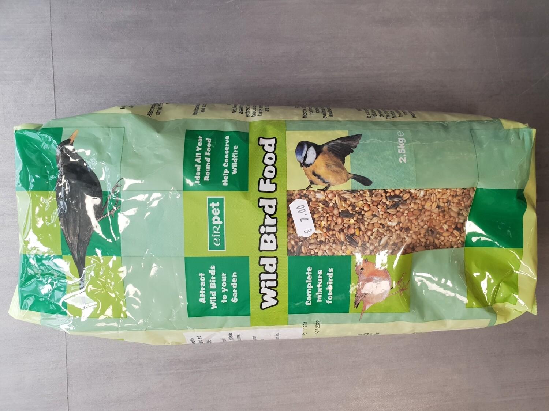 WILD BIRD SEED 2.5KG